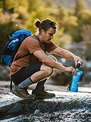 sawyer micro squeeze water filter filtration outdoors camping hiking backcountry